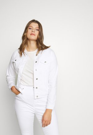 VMHOT SOYA JACKET MIX - Summer jacket - bright white