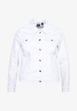 VMHOT SOYA JACKET MIX - Veste légère - bright white