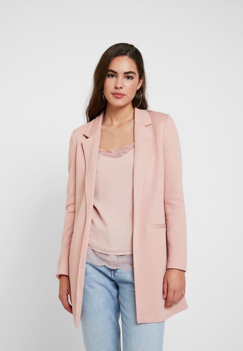 Vero Moda - VMJANEY LONG - Cappotto corto - misty rose