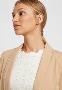 Vero Moda - Short coat - beige - 3