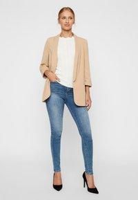 Vero Moda - Short coat - beige - 1