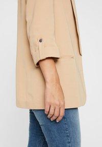 Vero Moda - Short coat - beige - 4