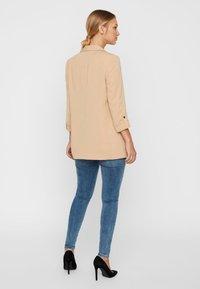 Vero Moda - Short coat - beige - 2