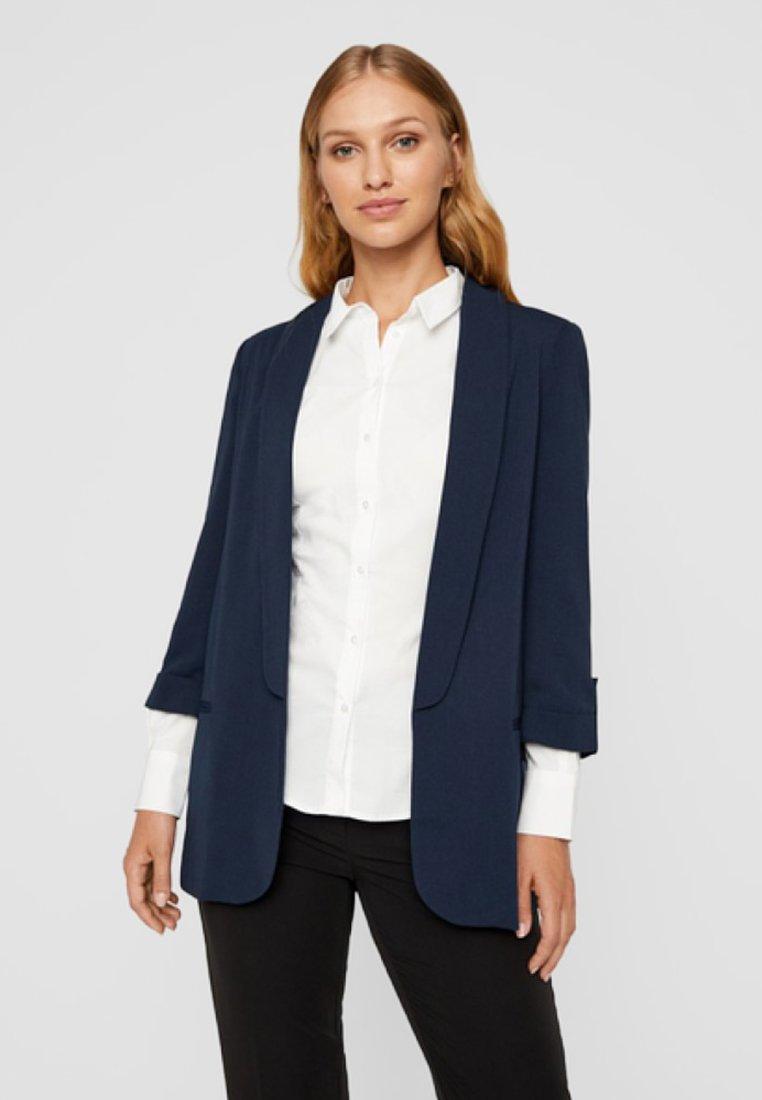 Vero Moda - Short coat - dark blue