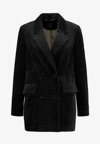 Vero Moda - VMLEVIRIE - Krátký kabát - black - 4