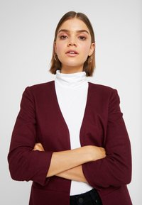 Vero Moda - VMINEZ LONG - Blazer - port royale - 4