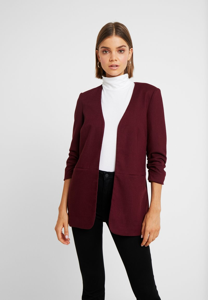 Vero Moda - VMINEZ LONG - Blazer - port royale