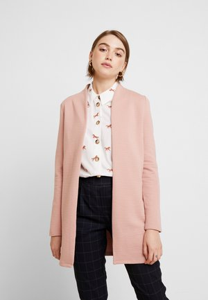 VMBRINE LONG - Manteau court - misty rose