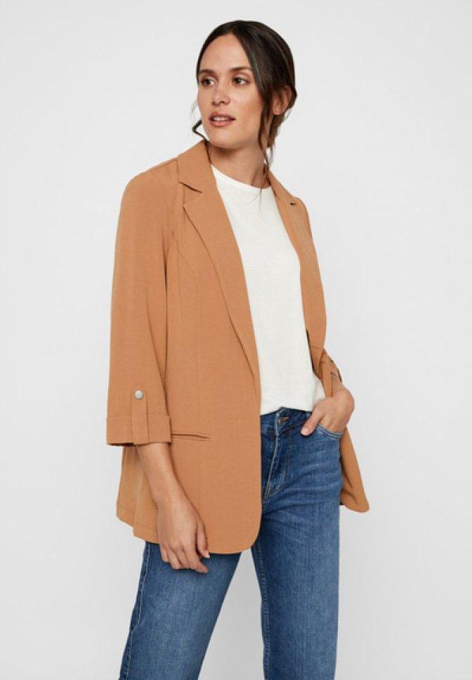 Vero Moda - Short coat - brown