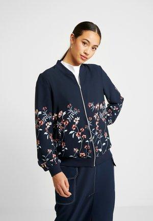 VMFLORA - Zip-up hoodie - navy blazer