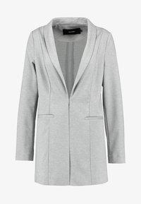 Vero Moda - VMSINAKATEY  - Manteau court - light grey melange - 3