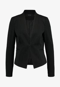 Vero Moda - VMSASIGAIL SHORT - Blazer - black/toka bruschetta - 4