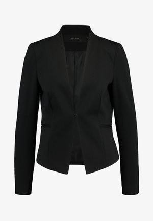 VMSASIGAIL SHORT - Blazer - black/toka bruschetta