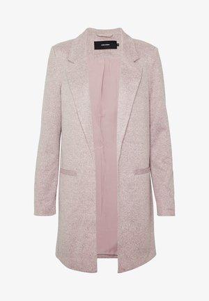 VMJANEY - Short coat - sepia rose/melange