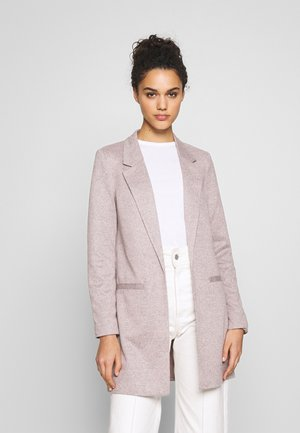 VMJANEY - Manteau court - sepia rose/melange