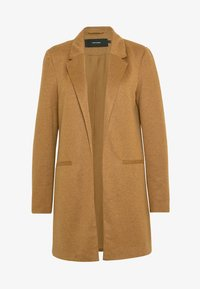 Vero Moda - VMJANEY - Manteau court - tobacco brown melange