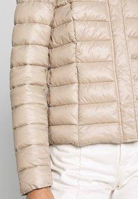 Vero Moda - SHORT JACKET BOOS - Light jacket - silver mink - 5