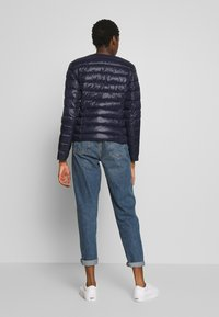Vero Moda - SHORT JACKET BOOS - Light jacket - night sky