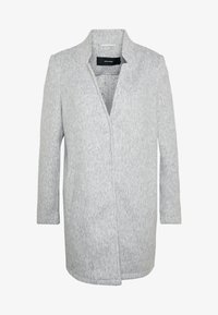 Vero Moda - VMBRUSHEDKATRINE  - Short coat - light grey melange - 4