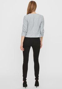 Vero Moda - Blazer - light grey melange - 2