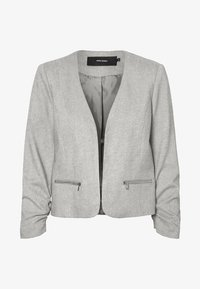 Vero Moda - Blazer - light grey melange - 4