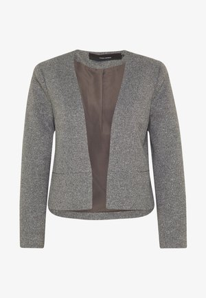 VMJANEY - Blazer - dark grey melange
