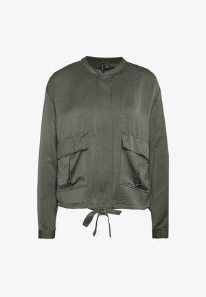 VMFREJA BOMBER VIP - Summer jacket - beetle