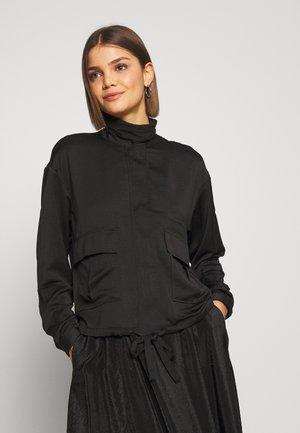VMFREJA  - Summer jacket - black