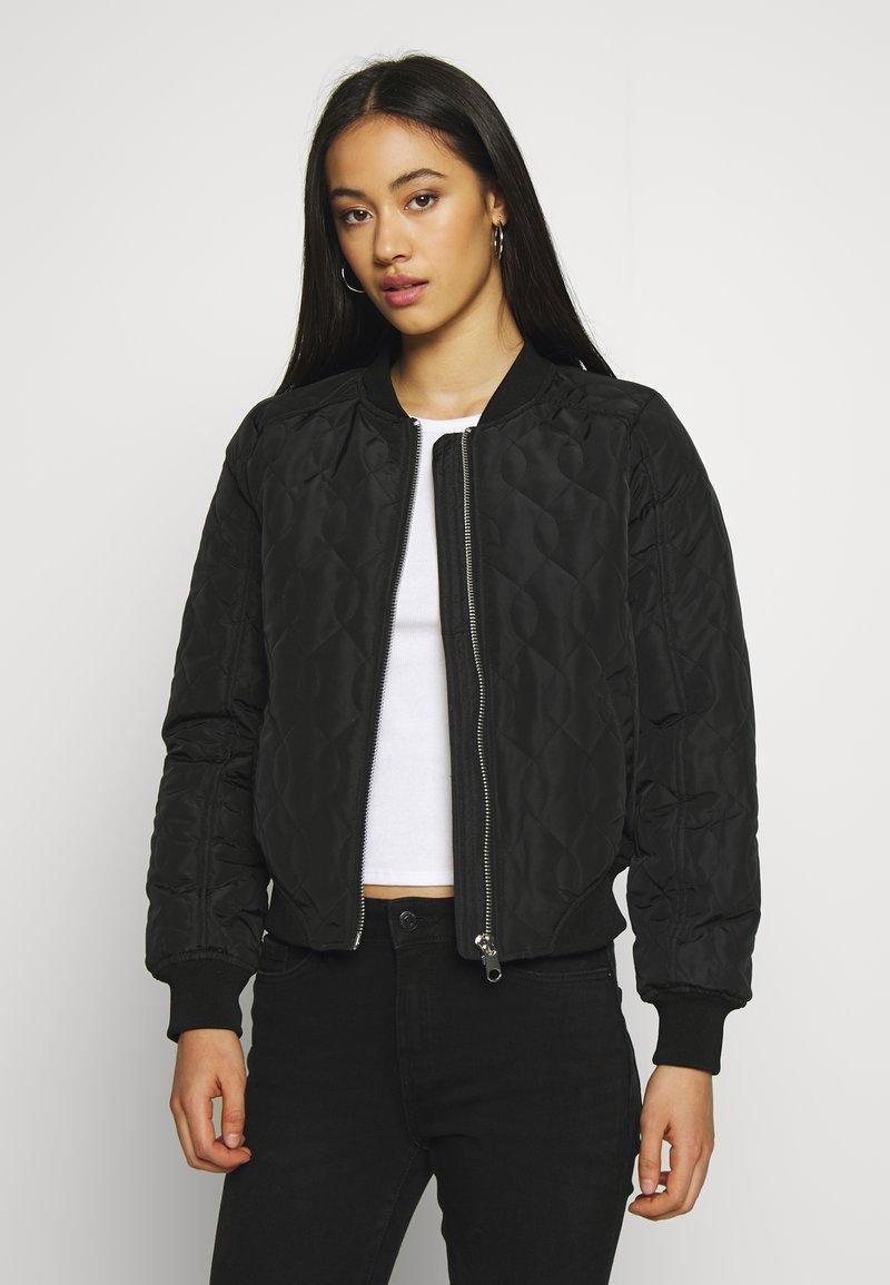 Vero Moda - VMMIRABELLE  - Light jacket - black