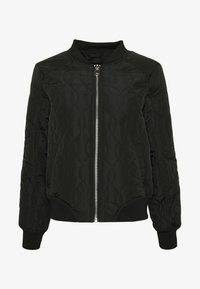 Vero Moda - VMMIRABELLE  - Light jacket - black - 3