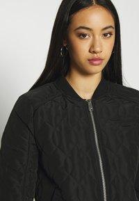 Vero Moda - VMMIRABELLE  - Light jacket - black - 4