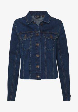 VMSONYA JACKET - Denim jacket - medium blue denim