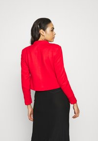Vero Moda - VMJANEY SHORT - Blazer - high risk red - 2