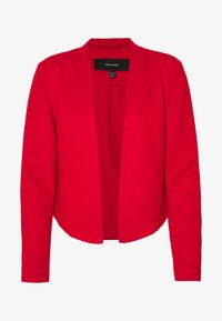 Vero Moda - VMJANEY SHORT - Blazer - high risk red - 4