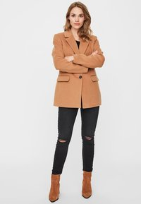 Vero Moda - Blazer - tobacco brown - 1