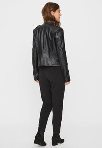 Vero Moda - Faux leather jacket - black - 2