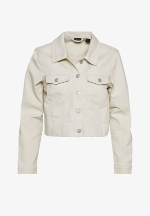 VMMIKKY CROPPED JACKET - Jeansjakke - birch