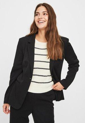 BLAZER LANGÄRMELIGER - Suit jacket - black