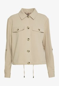 Vero Moda - VMOFELIA JACKET - Summer jacket - beige - 2