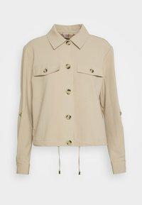 Vero Moda - VMOFELIA JACKET - Summer jacket - beige - 0