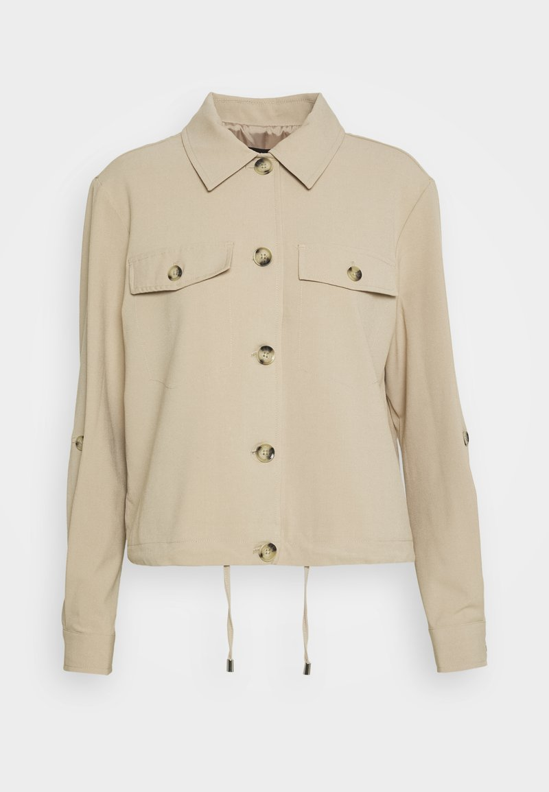 Vero Moda - VMOFELIA JACKET - Summer jacket - beige