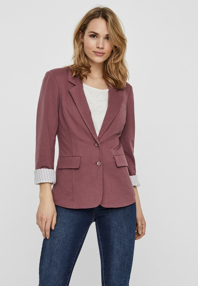 Blazer - rose brown