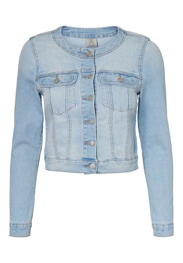 Giacca di jeans - light blue denim