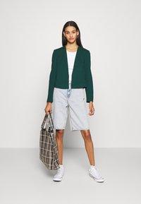 Vero Moda - VMJANEY - Blazer - dark green - 1