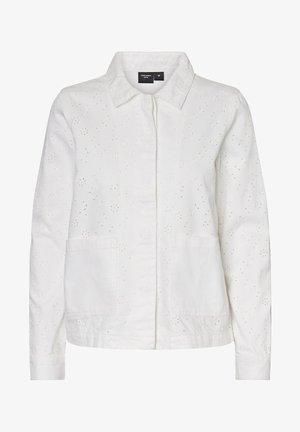 Giacca di jeans - off-white denim