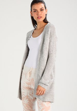 VMNO NAME - Cardigan - light grey melange