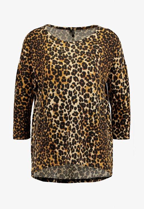 oferta Vero Moda VMMALENA - Sweter - beige Odzież Damska UXLV-OH1