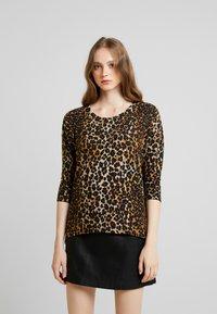 Vero Moda - VMMALENA - Sweter - beige - 0