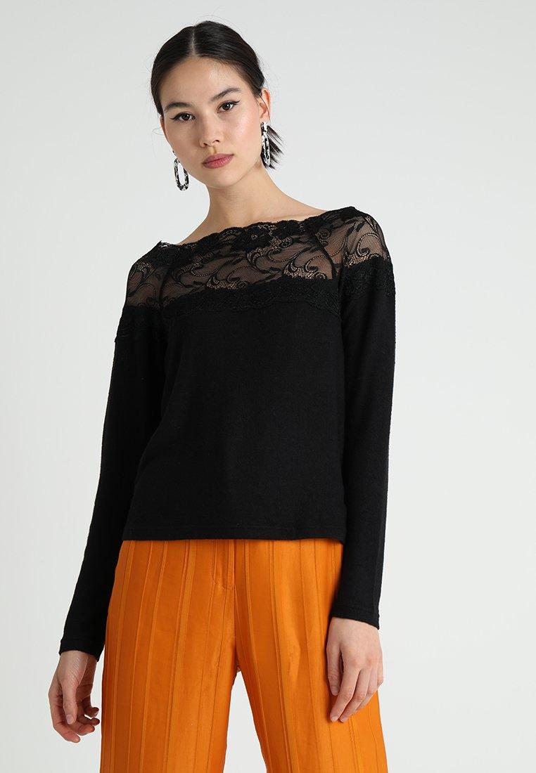 Vero Moda - VMCIMA - Strickpullover - black