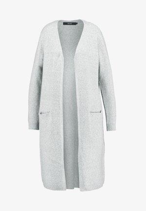VMDOFFY - Cardigan - light grey melange